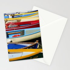 Small Boats Stationery Cards