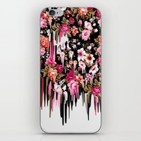 Heat of the day iPhone & iPod Skin