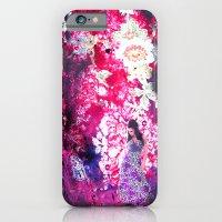 dark roses iPhone 6 Slim Case