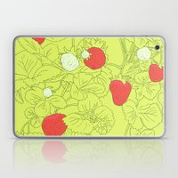 When life gives you strawberries... Laptop & iPad Skin