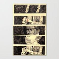 upgrade Canvas Print
