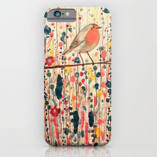 je ne suis pas qu'un oiseau iPhone & iPod Case