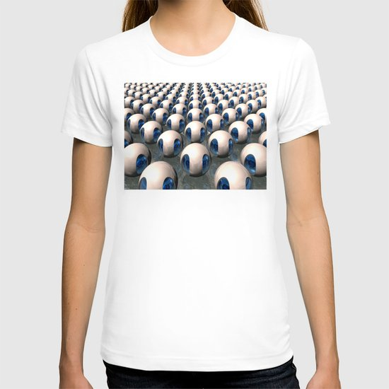 Alien Army T-shirt