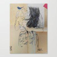 Memories Solace Canvas Print