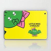 Little Miss Cthulhu Laptop & iPad Skin