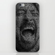 Dave Grohl. Best Of You iPhone & iPod Skin