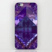 Love Lost City iPhone & iPod Skin