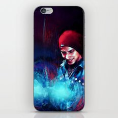 Delsin Rowe iPhone & iPod Skin