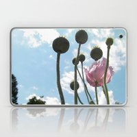 Poppies in the Sky Laptop & iPad Skin