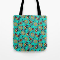 Wild Spirit Woman Tote Bag