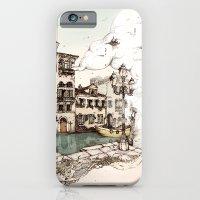 Vivaldi's morning in Venice iPhone 6 Slim Case
