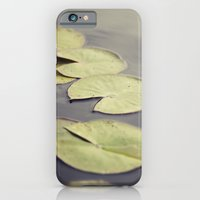 Lily Pads II iPhone 6 Slim Case