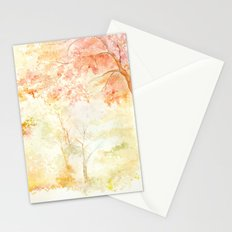 Memories of Autumn Stationery Cards
