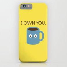 Coffee Talk iPhone 6 Slim Case