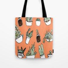 Succulents Party Tote Bag