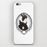 Maleficent iPhone & iPod Skin