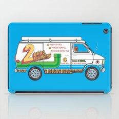 2 Bros. Plumbing Van iPad Case