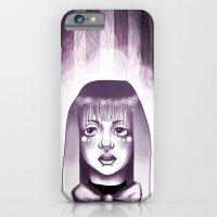 iPhone & iPod Case featuring Midnight Visit  by Fatma Sahem