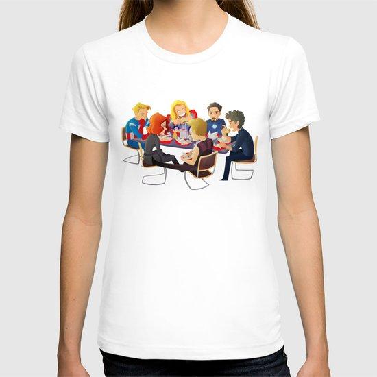 Avengers- Shawarma T-shirt