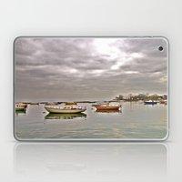 Resting Boats Laptop & iPad Skin