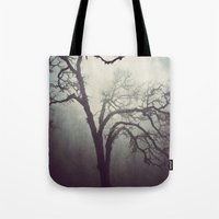 Silent Anticipation Tote Bag