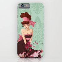 iPhone & iPod Case featuring Winter Flowers by Cola82