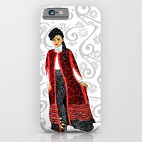 Janelle Monae iPhone 6 Slim Case