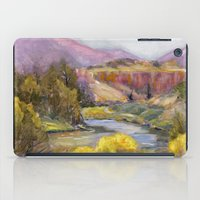 Ruby Mountain iPad Case