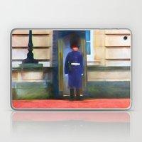 Queens Guard Laptop & iPad Skin