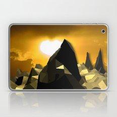 Gold Mountains Laptop & iPad Skin