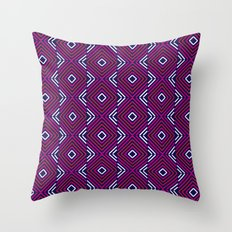 Chasm II Throw Pillow
