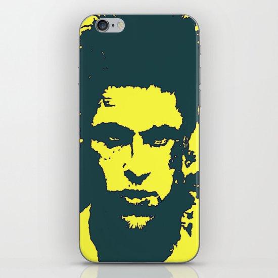 iphone case - yellow iPhone & iPod Skin