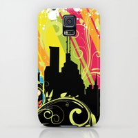 Galaxy S5 Cases featuring Sublime Dream by NextExit