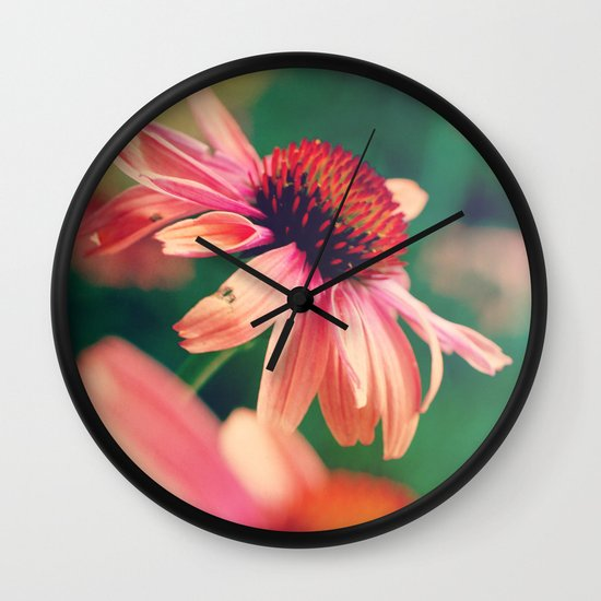 Beautifully Imperfect Wall Clock