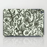 Garden of Relief and Affliction iPad Case