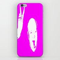 Churchill Fourteen iPhone & iPod Skin