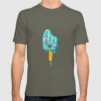 Melty Popsicle Mens Fitted Tee Lieutenant SMALL