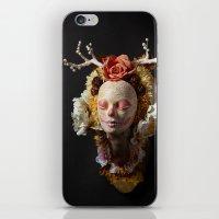 Morning Harvest Muertita iPhone & iPod Skin