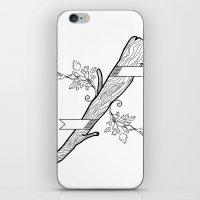 bastillo iPhone & iPod Skin