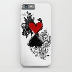 Love Hate Slim Case iPhone 6s