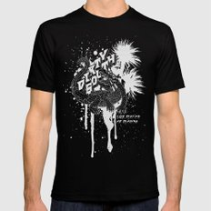 DIRTY SOUTH: The Flavor of Florida Black SMALL Mens Fitted Tee