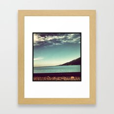 Bridge Loggerhead Framed Art Print