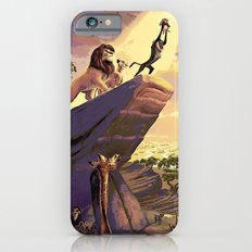 The Lion King - The Circ… iPhone 6 Slim Case