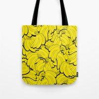 TOTALLY BANANAS Tote Bag