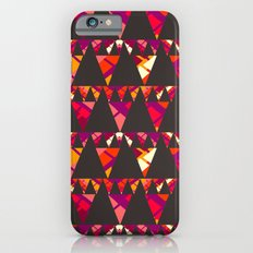 Vibrant triangles Slim Case iPhone 6s
