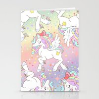 PASTEL BABY Stationery Cards