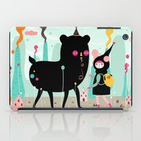 A Lovely Day At The Tiny… iPad Case