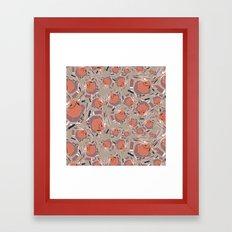 BP 46 Abstract Framed Art Print