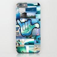 Carlyfornia Surfer iPhone 6 Slim Case