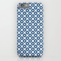 Kanoko In Monaco Blue iPhone 6 Slim Case